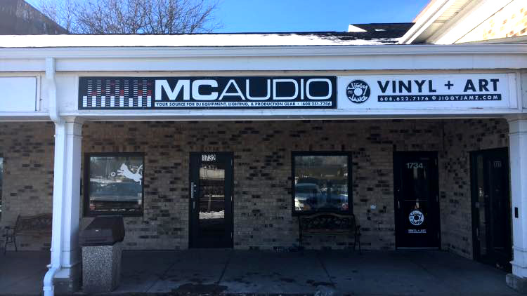 MC Audio Storefront